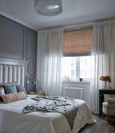 Фотография: Спальня в стиле Классический, Современный, Квартира, Проект недели, Надя Зотова – фото на InMyRoom.ru
