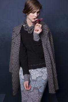 Oleana Cardigan,  Wristlets, Oleana Norwegian Sweaters, Blankets, Scarves