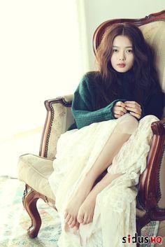 Kim Yoo-jung (김유정) - Picture @ HanCinema :: The Korean Movie and Drama Database Kim Yu-jeong, Kim You Jung, Korean Beauty, Asian Beauty, Girl Senior Pictures, Foto Pose, Korean Actresses, Beautiful Asian Girls, Kpop Girls
