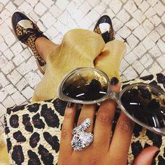 Feline for Lisbon Fashion Week #modalisboa #style #leopard #print #lagerfeld #houseofmotion #look #lisbonfashionweek #gold #blog #blogger #outfit #matchy #fashion #lifestyle #herewego