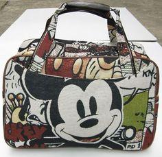 "Canvas Disney Mickey Mouse big happy face handbag purse sack Bag tote 18"" 47cm big size #BC26 by newnews, http://www.amazon.com/dp/B009U2XVAU/ref=cm_sw_r_pi_dp_nCkcrb0VEWRWG"