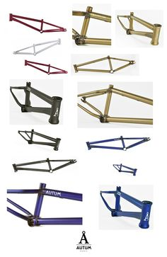 """Different colors which all show off the BEAUTY of BERLIN Autum Bicycles and their new flatland frame """"THE LASH""""..... 20 Inch Bicycle, Bmx Bicycle, Bicycles, Clothes Hanger, Different Colors, Berlin, Frame, Beauty, Coat Hanger"""
