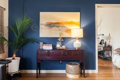 Goodbye Bachelor Pad: Tour a Couple's Cozy Apartment in Oakland | Apartment Therapy