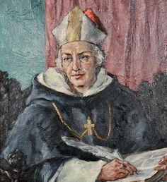 """""""The noblest power of man is reason. The highest goal of reason is the knowledge of God.""""  St. Albert the Great"""