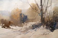 Tangled Painting Sandra Strohschein