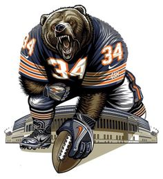 Chicago Bear!