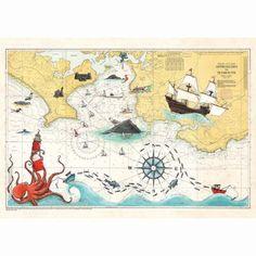 Zoe Sadler - Plymouth area map