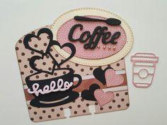 Coffee Rolodex card by Lolly #memorydex