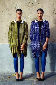 African trends that looks amazing African Fashion Designers, African Inspired Fashion, African Print Fashion, Africa Fashion, Fashion Prints, African Attire, African Wear, African Dress, African Style