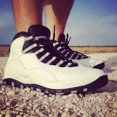 Javier's Steel X on SneakerWare