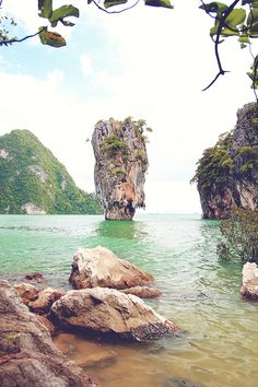 James Bond Island, Thailand.