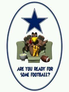 Yes I am... Go Cowboys!!!