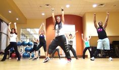 """GetYourFitOn with Tara Dance Fitness - """"Drop It Low"""" by Ester Dean"""