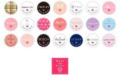 【画像 3/3】缶バッチ型オーディオ「プレイボタン」×ファッション 小田急新宿が企画   Fashionsnap.com