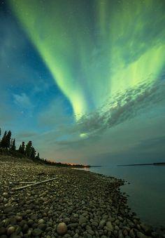 in Norman Wells, Northwest Territories
