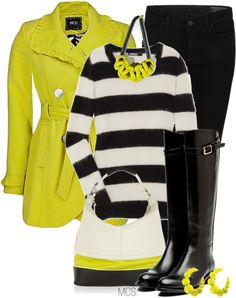 """""""BKE Coat"""" by mclaires on Polyvore"""