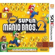 New Super Mario Bros. 2 (Nintendo 3DS) 29.99