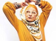 Vivienne Westwood ontwerpt katoenen sjaals voor Lush