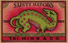 penccil : : : Flora & Fauna of Matchbox Design