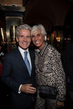 Christophe de Backer & Linda Pinto