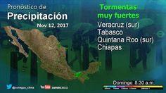 Periodismo sin Censura: Pronóstico Meteorológico General 12 de Noviembre d...