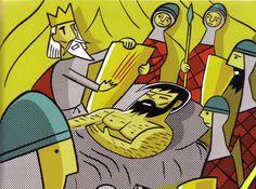 Llegendes catalanes | BLOC DE CICLE INICIAL Bart Simpson, Fictional Characters, Initials, Fantasy Characters