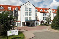 H+ Hotel Erfurt (ehemals RAMADA Hotel Erfurt)