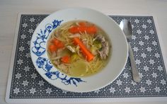Chicken soup, Chicken Broth, Noodle soup, Easy recipes, Healthy lifestyle, Chicken soup with vegetables