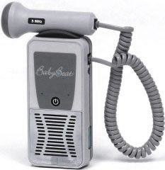 BabyBeat BB300A Audio Doppler. Rent from $30/month or purchase for $499.