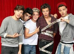 One Direction. OMG I have this exact same 1D duct tape
