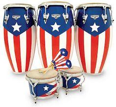 The Song, Feliz Navidad, and Puerto Rican Christmas Traditions! Puerto Rican Music, Puerto Rican Flag, Puerto Rican Christmas, Drums For Sale, Puerto Ricans, My Heritage, Christmas Traditions, 3 D, Youtube