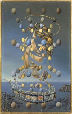 Máxima velocidad de la Madona de Rafael | Salvador Dalí