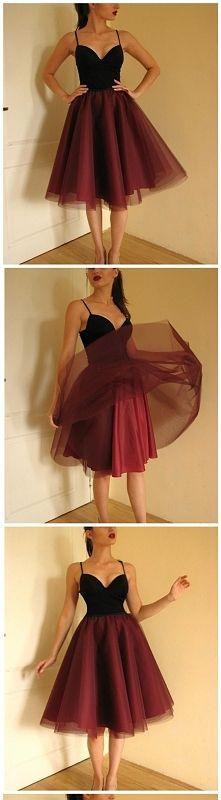Zobacz zdjęcie nowa 34 36 38 spódnica tiulowa tiul bordo 65cm midi wesele ślub chrzicny