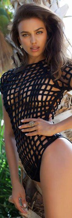 Irina Shayk - Come FOLLOW ME for more sexy girls www.pinterest.com/pornpunter