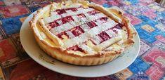 Túrós-málnás pite Waffles, Breakfast, Food, Morning Coffee, Essen, Waffle, Meals, Yemek, Eten