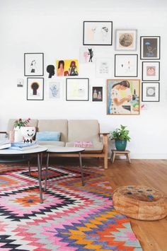 west elm - gallery wall