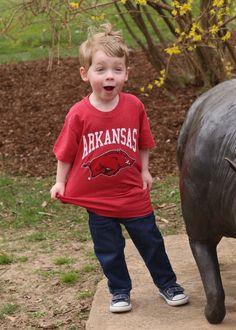 Arkansas Razorback Tshirt