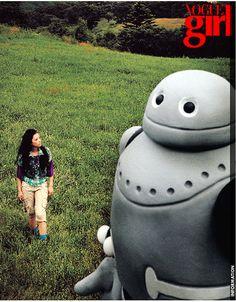 vogue girl korea september 2005