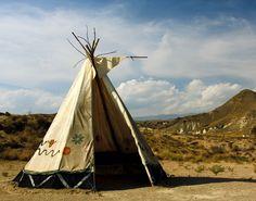Poblados del antiguo oeste (Desierto de Tabernas, Almería)