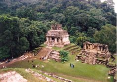 Palenque was a Maya city state in southern Mexico that flourished in the 7th century. The Palenque ruins date back to 226 BC to its fall around 1123 AD. Twitter @ChichenItza Bob