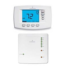 White-Rodgers Emerson 1F98EZ-1621 Emerson Wireless Easy Install  System Universal Thermostat