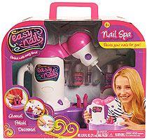 Easy Nails Nail Spa Kit