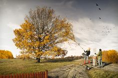 Surrealist Photographer Erik Johansson Bends Reality Without Photoshop