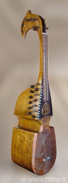 Rebab The word rebab (robAb) is an Arabic term that can be translated as bowed string instrument. Dating back at least to the 8th century, the Rebab has been closely associated with Islamic culture and is thought to be the earliest ancestor of the contemporary violin.