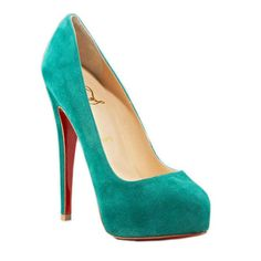 Christian Louboutin Pumps Mint Miss Clichy 140 $160.00  http://www.louboutinsbuying.com/sale/Christian-Louboutin-Pumps-Mint-Miss-Clichy-140-1316.html