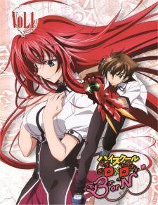 anime High School DxD BorN Specials