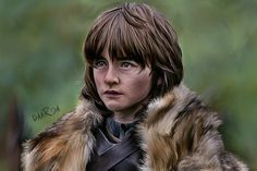 Game of Thrones character artwork
