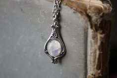 It is said if you give your lover a moonstone necklace when the moon is full you will always have passion with each other.