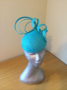 Lara by LEAH CASSIDY #millinery #HatAcademy #hats