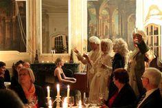 Giedre Kiseviciene (Klavier), Oliver Uden (Tenor), Maja Fluri (Sopran), Christina Naudé (Mezzosopran), Tobias Müller-Kopp (Bass).